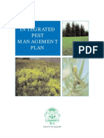 Integrated Pest Management Plan