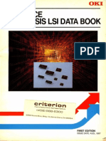 1987 OKI Voice Synthesis LSI Data Book