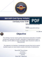 Lancaster NAVAIR Cold Spray Status 2014 061814