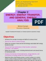 Chap 2 Thermodynamics