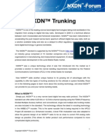 NXDN Trunking