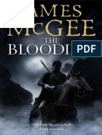 The Blooding, by James McGee - extract