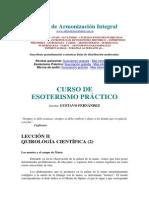 Curso de Esoterismo Práctico - Lección Nº 02