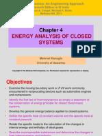 Chap 4 Thermodynamics