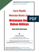 E-Book Gratis Modal Dengkul Hasil Sebakul