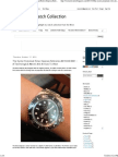 The Oyster Perpetual Rolex Deepsea Reference M116660-0001 - A Technological Marvel And A Brute To Wearatch Collection the Oyster Perpetual Rolex Deepsea Reference M116660-0001 - A Technological Marvel and a Brute to Wear