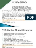 Trehan Hill View Garden Bhiwadi