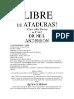 Libre de Ataduras Dr. Neil Anderson