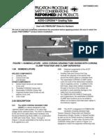 Adss-coron Grading Tube
