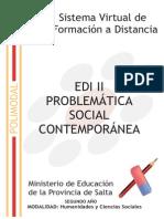 EDI 2 Tema 1Problematica Social