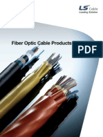 Fiber Optic Cable Products