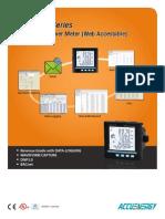 Acuvim II+IIR+IIW Brochure (1040E1301)