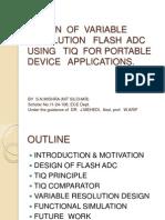 Flash ADC