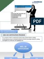AWS CWI Training Program