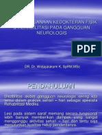 Medical Rehabilitation 2011