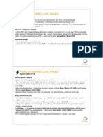 Pure Economic Loss Liability Rules(1)