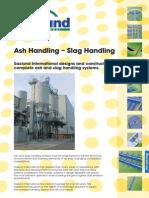 Ash and Slag Handling