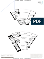 Porsche Design Tower Floor Plans