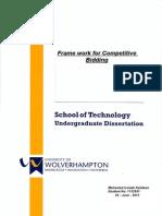 6CN010 Dissertation Proposal (Mohamed Ismath Kalideen, S.no. 1132951) (1)