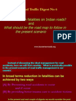 Road Traffic PPT