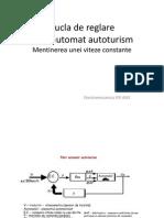 Bucla de Reglare Pilot Automat