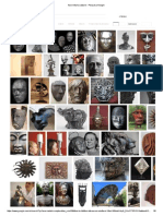 Face Metal Sculpture - Pesquisa Google