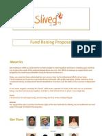 S'Lived Fund Raising Proposal
