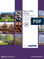 RICS CPD Series - Scotland
