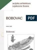 Fortifikacijska Arhitektura Srednjovjekovne Bosne