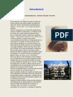 Antonio Gaudi, Grandes Diseñadores, Muebles