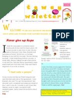 July 2014 Newsletter 30th June