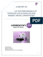 A Report on videocon