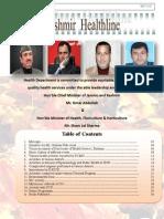 Kashmir Healthline -I