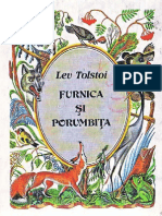 Lev Tolstoi - Furnica Si Porumbita (Ilustratii de Mihail Romadin)