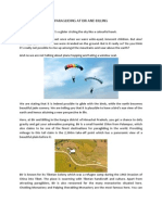 Paragliding in BIR and Billing