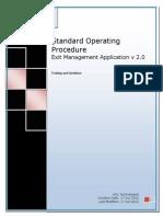 UserManual for Employee