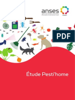 L'Anses lance l'étude Pesti'home