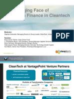 Stephan Dolezalak TheChangingFaceofInnovationFinanceinCleantech