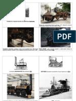 Evolutia Locomotivelor in Imagini