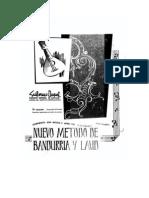 Nuevo Metodo de Bandurria y Laud