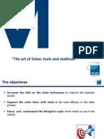 Slide Sales Techniques