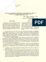 CASASSAS_1974_ALGUNAS Noticias Sobre Los Partidos de Arica y Tarapaca Hacia Fines Del Siglo Xviii y Principios Xix