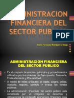 Administracion Publica 3.- Administracion Financiera Del Sector Publico