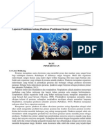 Laporan Praktikum Tentang Plankton