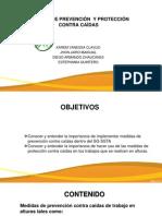 Medidas de Proteccion Contra Caidas en Alturas 2.