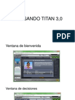 sesin 6 revisando titan 3 0 on line