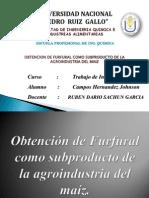 Obtencion de Furfural