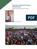 21-05-2013 de Dónde Sale La Gran Resistencia Francesa Contra El Matrimonio Gay (ALETEIA)