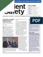 PSC Newsletter 2004 Fall