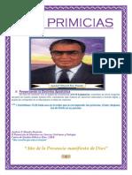 Las Primicias - Otoniel Rios Paredes